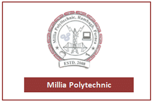 Millia Polytechnic, departments, courses, eligibility, admission, placement, ranking