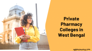 Private Pharmacy Colleges in West Bengal